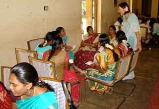 India EITeachers in Tamil Nadu discuss pedagogy